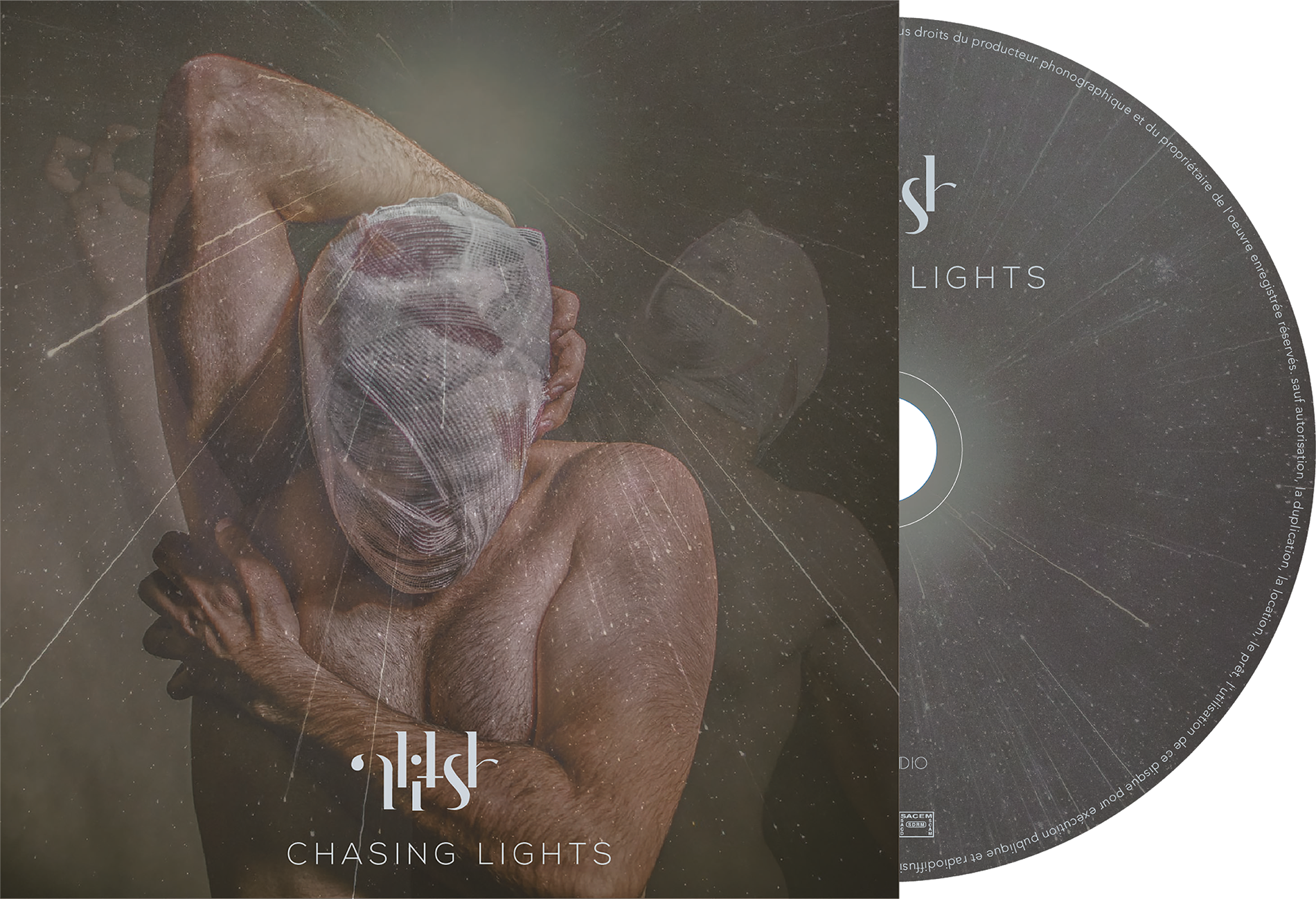 Chasing_lights artwork and CD
