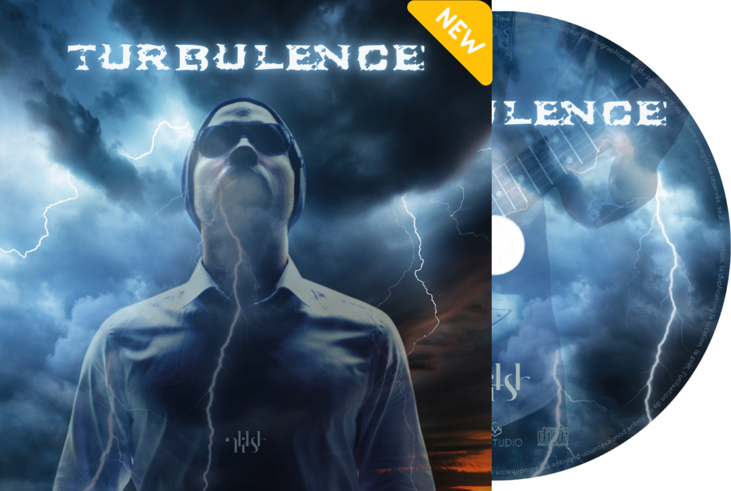 Turbulence EP CD NEW